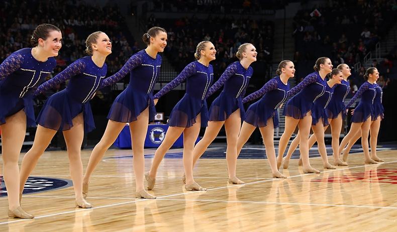 minnesota high school dance team state competition