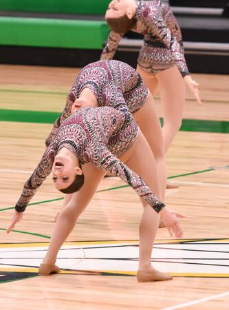 Wayzata Dance Team Custom Jazz Costumes