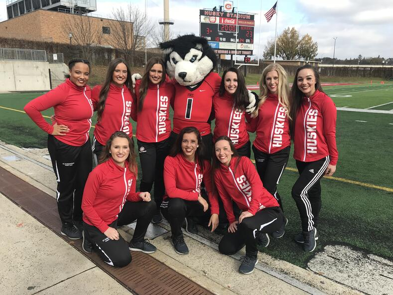 St Cloud State Dance Team