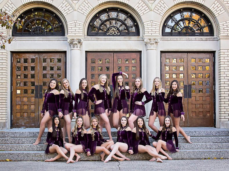 Meet the Prescott Dance Team