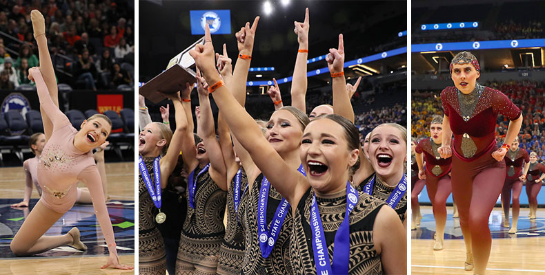 Competition Recap: 2019 Minnesota State Dance Team Tournament
