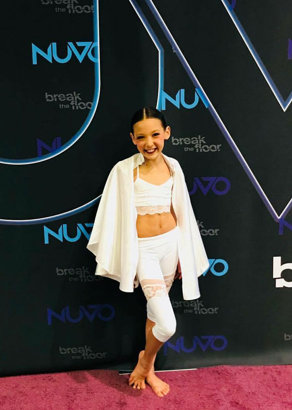 Ali at Nuvo event