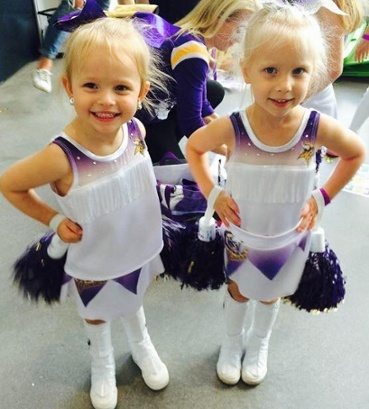 minnesota vikings cheerleaders junior cheerleaders