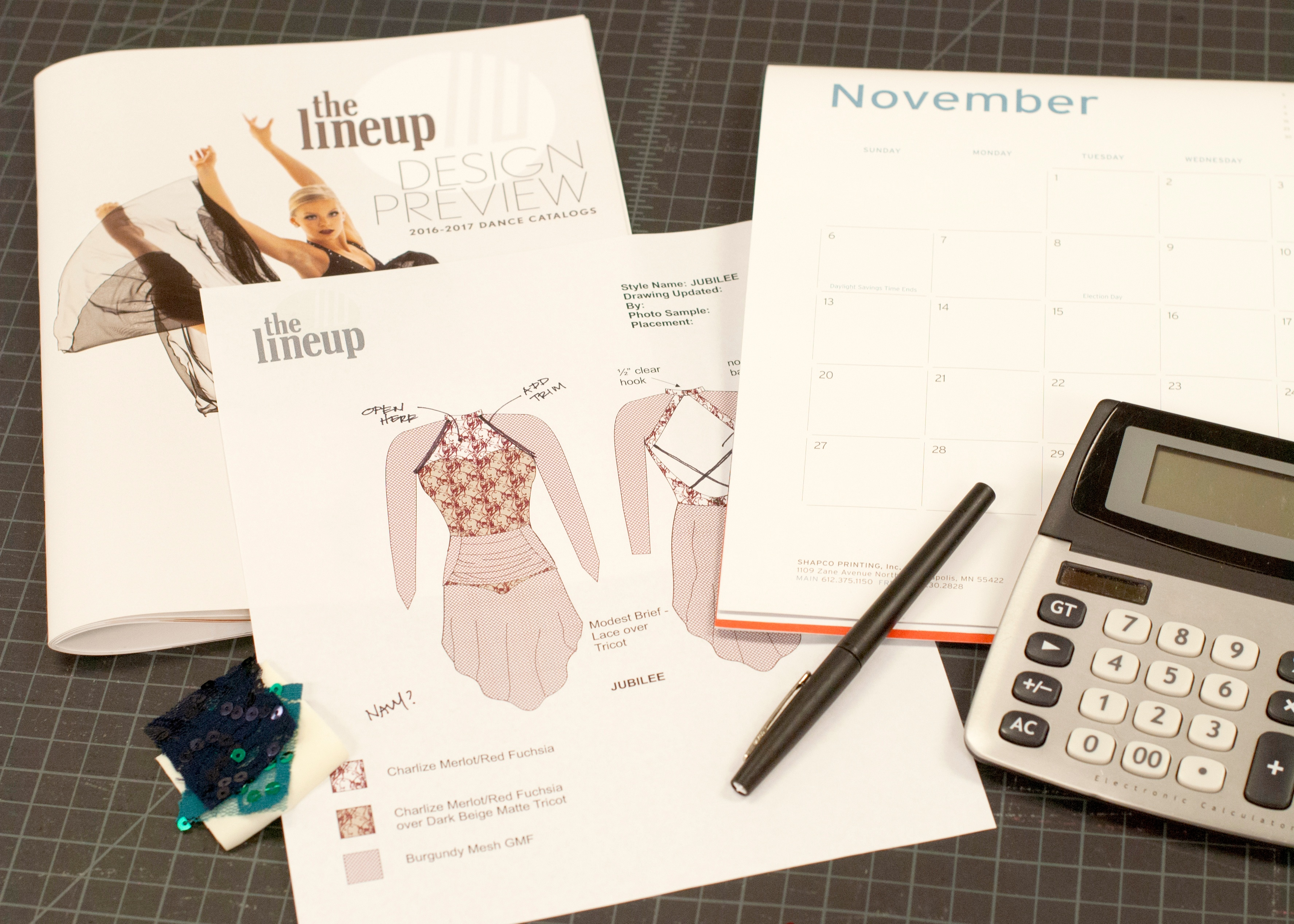 planning your dance costume design consultation