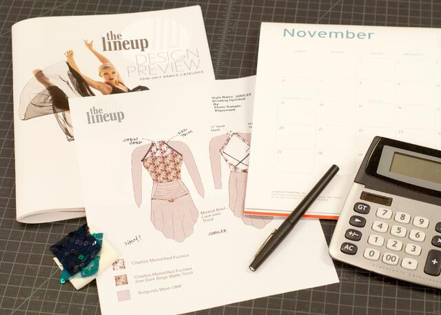 planning your dance costume design consultation