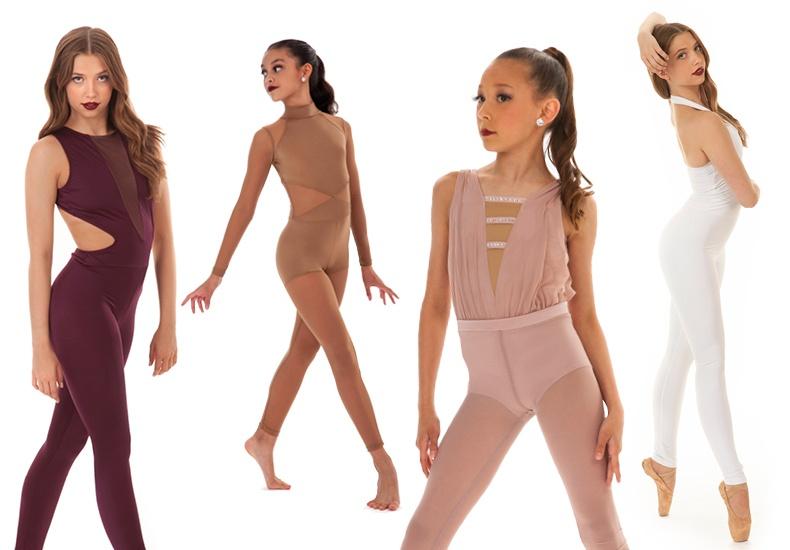 top costume trends - modern unitards