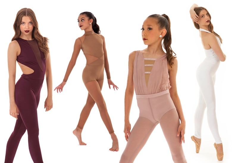 top costume trends - modern unitards