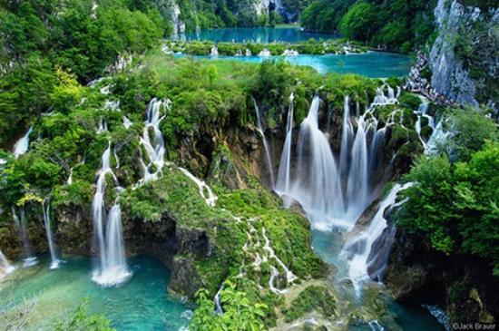 Plitvice Lakes National Park image - photo credit Jack Brauer via tripadvisor.com