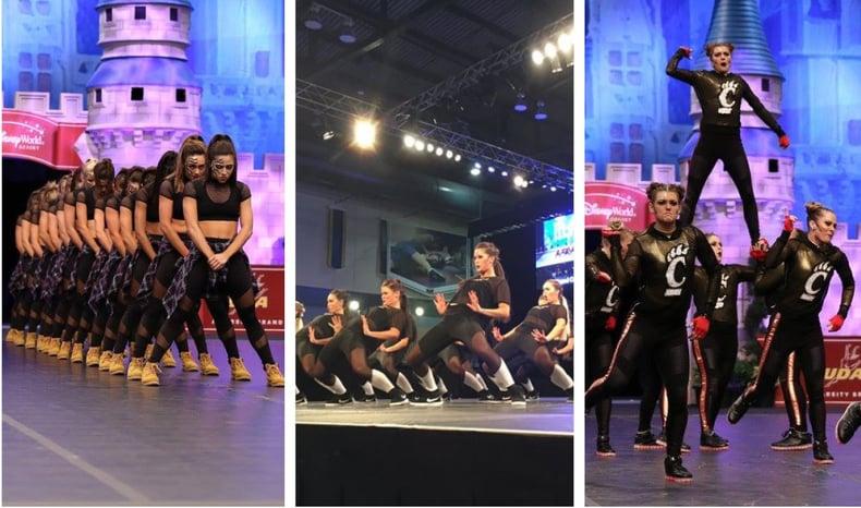 uda costume trends: black mesh in hip hop dance
