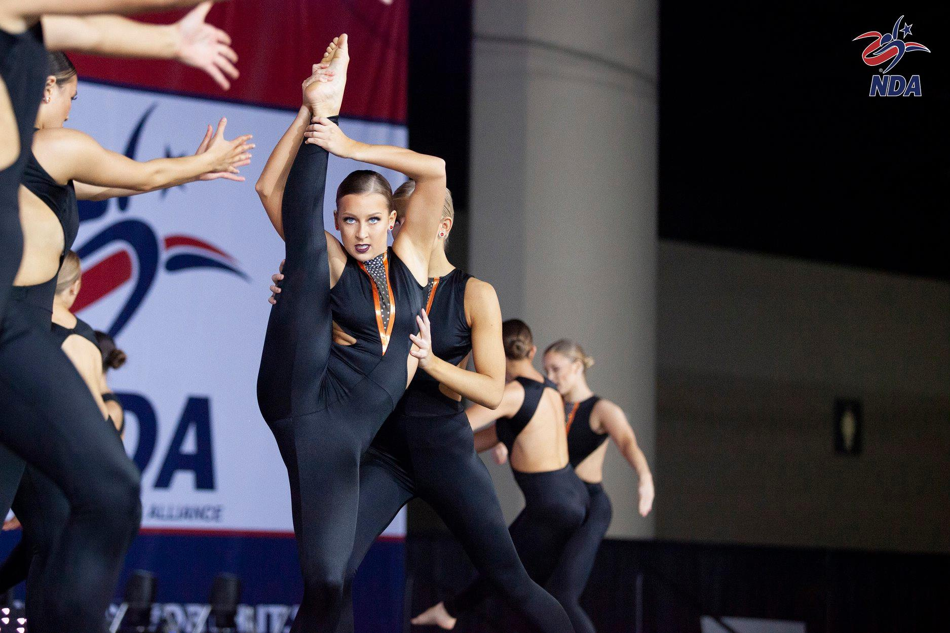 Boise State University Bronco Spirit jazz nda nationals