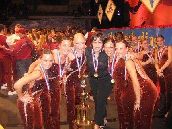 University of Minnesota Dance Team