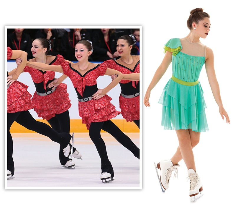 Tiered Skirt Looks for Synchronized Skating Dresses.jpg