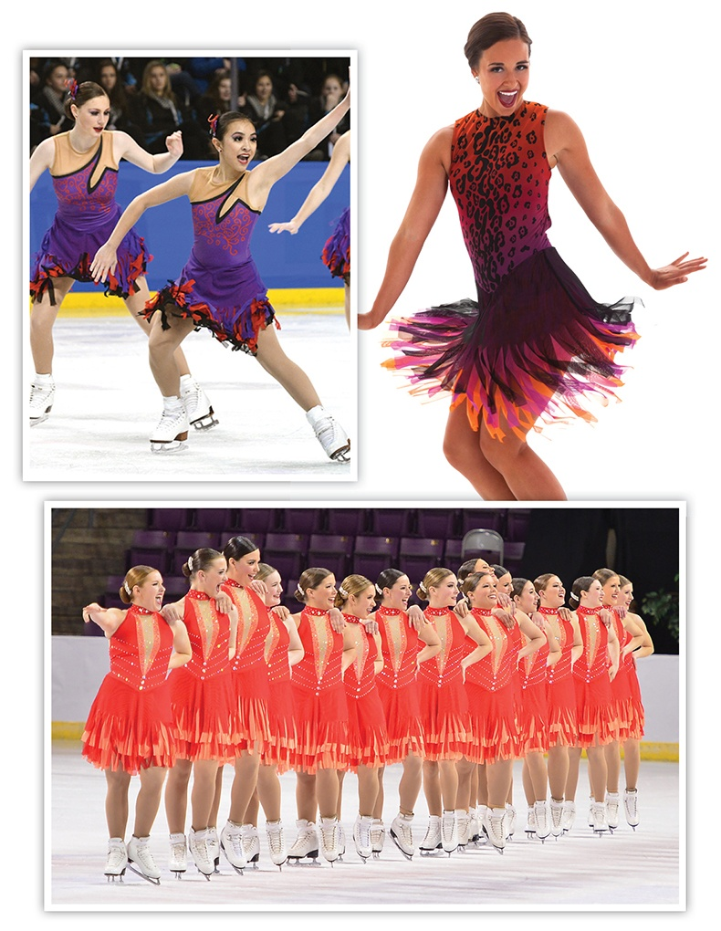 Frindge Skirt Synchronized Skating Dress Looks.jpg