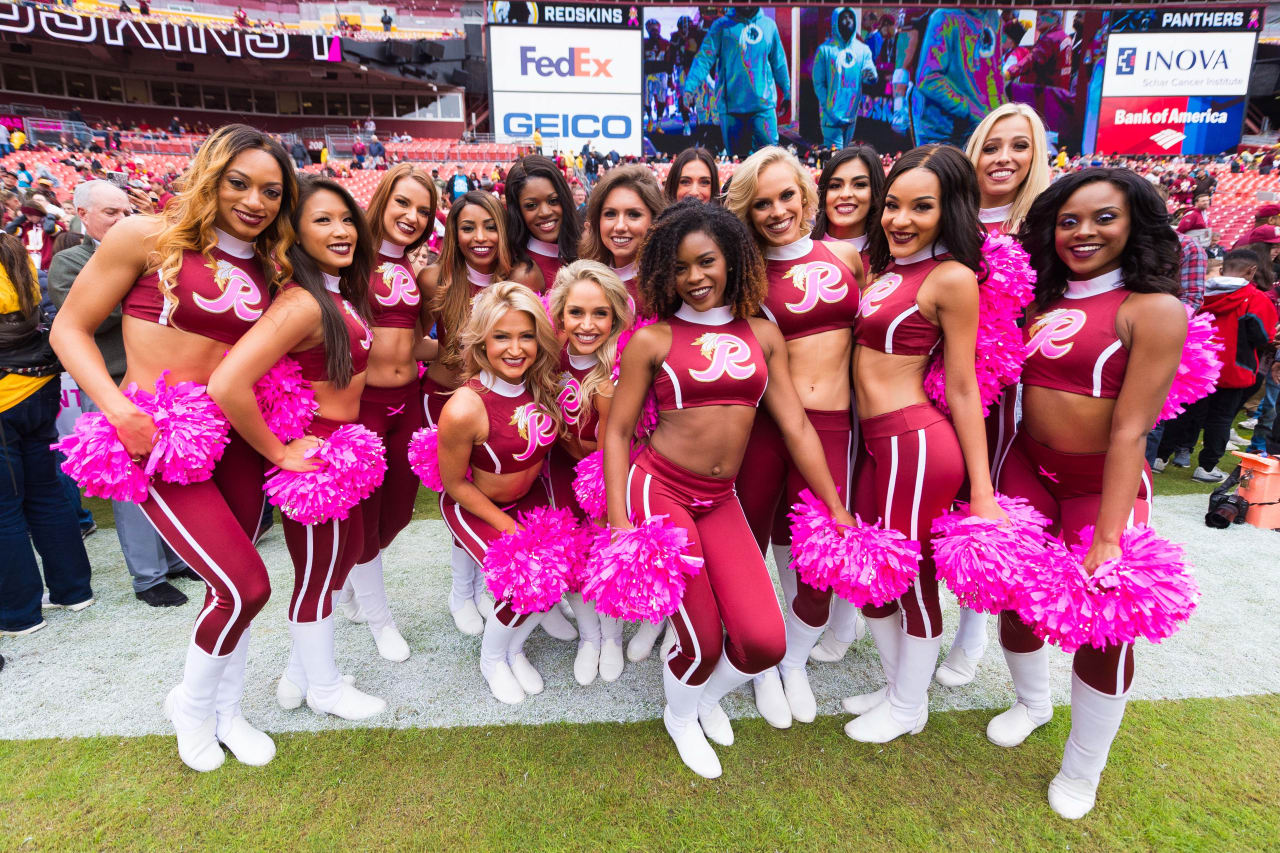 pro cheer breast cancer awareness uniforms