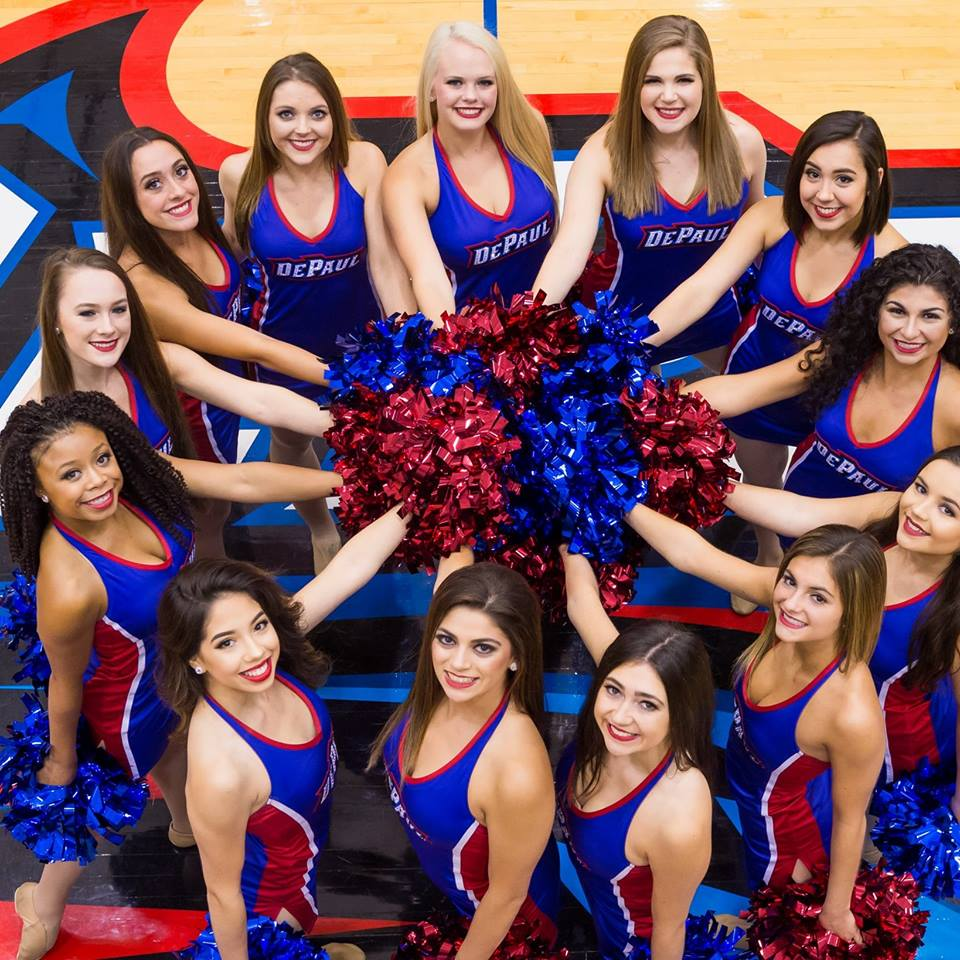 Team Spotlight: DePaul University Dance Team's Blue Demon Pride